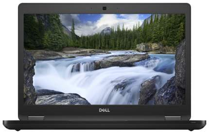 Ноутбук Dell Latitude 5490-1511