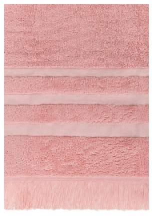 Банное полотенце, полотенце универсальное Devilla island розовый