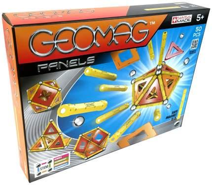 Конструктор магнитный GEOMAG Panels 461 50 деталей