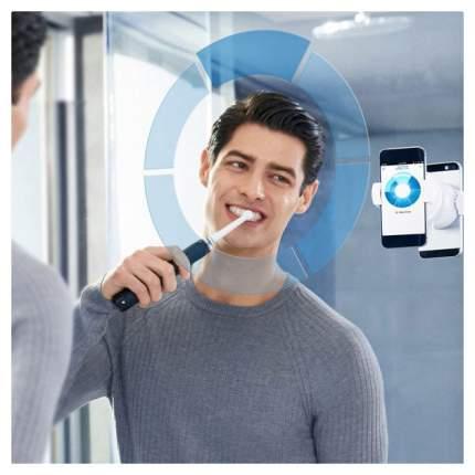 Электрическая зубная щетка Braun Oral-B Genius 10000N (D701.545.6XC) Black