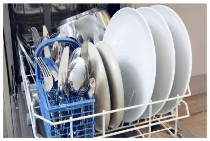 Посудомоечная машина 45 см Indesit DSFE 1B 10 A white