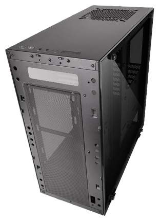 Компьютерный корпус Thermaltake Core G21 TG без БП (CA-1I4-00M1WN-00) black