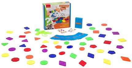 Семейная настольная игра Bondibon Собери пуговицы