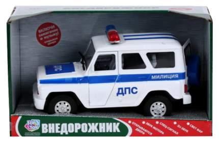 Инерционный внедорожник Joy Toy УАЗ ДПС