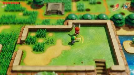 Игра для Nintendo Switch The Legend of Zelda: Links Awakening Limited Edition