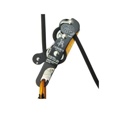 Спусковое устройство Kong Indy Evo Anod оранжевое/черное