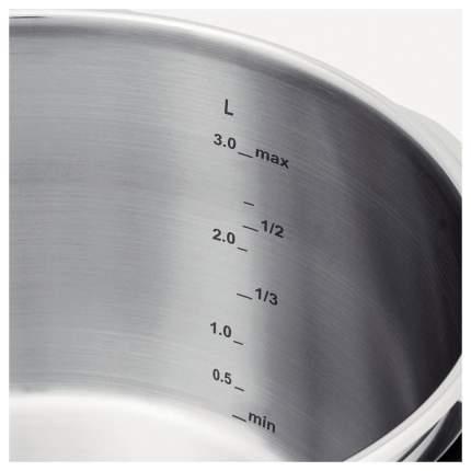 Скороварка vitavit premium 18 см 2,5 л с паровой вставкой