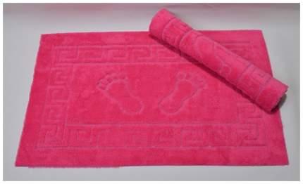 Коврик для ванной Karna Likya Цвет: Фуксия (50х70 см)