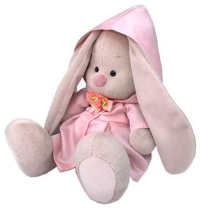 Мягкая игрушка BUDI BASA Зайка Ми в розовом плаще, 18 см