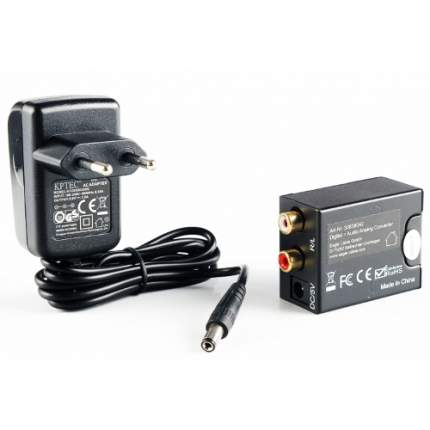 ЦАП Eagle Cable Audio D/A - Converter Black