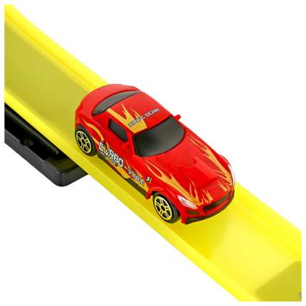 Трек Halsall Toys Int турбо-прыжок Teamsterz