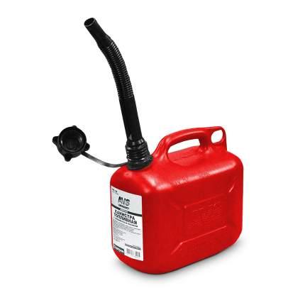 Канистра топливная пластиковая 5 Л (красная) AVS TPK-05