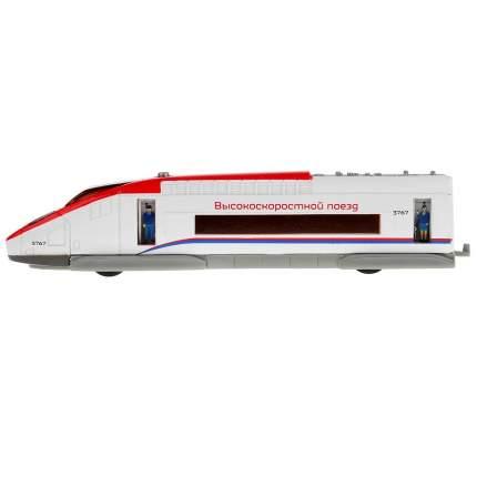 Поезд скоростной Технопарк 18,5см свет, звук
