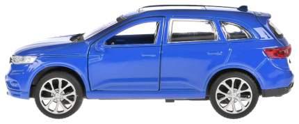 Коллекционная модель машины Технопарк KOLEOS-BU