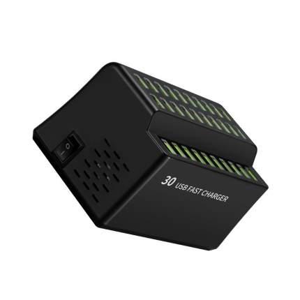 Зарядная станция 2emarket на 30 портов USB