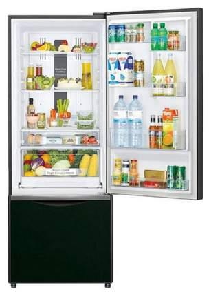 Холодильник Hitachi R-B 502 PU6 GBK Black