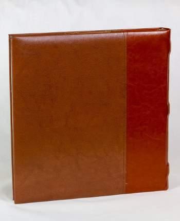 Фотоальбом Image Art классический Цветочная вышивка оранжевый