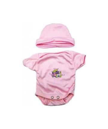 Набор одежды для кукол Mary Poppins Боди с шапочкой  452080