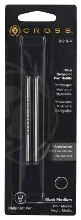 Cross Стержень шариковый для ручки Tech3 и Tech4, M, черный