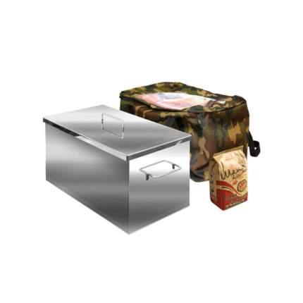 Коптильня Классик КК-5, 400х250х250мм, нерж, сталь 2мм
