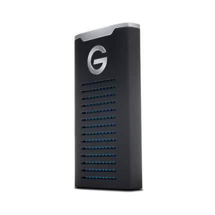 Внешний SSD накопитель G-Technology 500GB Black (0G06052)