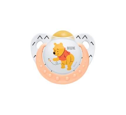 Силиконовая пустышка NUK Trendline Disney Winnie the Pooh р. 1 в ассортименте