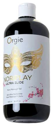 Гель Orgie Ultra Slide Nuru Massage для эротического массажа 500 мл