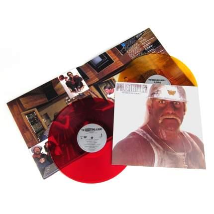 Сборник The Wrestling Album & The Wrestling Album II - Piledriver (Coloured Vinyl)(2LP)