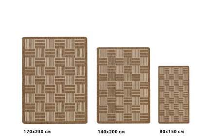 Циновка Hoff С94ПР 140x200 см