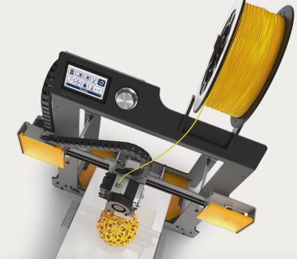 3D-принтер bq Hephestos 2 (Plug F/EU)