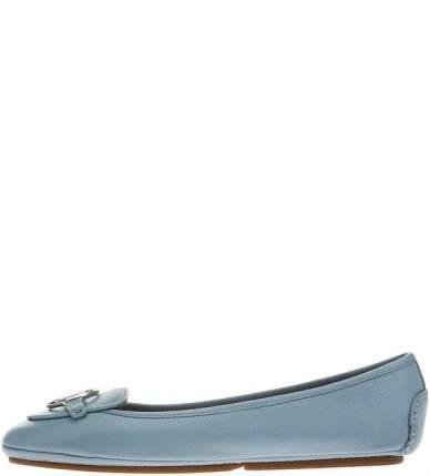 Балетки женские Michael Kors 40S9LIFP1L 424  синие 9 US