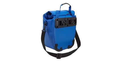 Велосипедная сумка Thule Shield Pannier S Cobalt 14 л