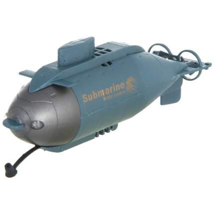 Радиоуправляемый катер подводная лодка 6CH Mini Submarine,синяя(RC15715)