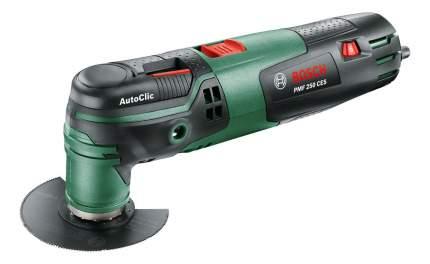Сетевой реноватор Bosch PMF 250 CES Set 603102121