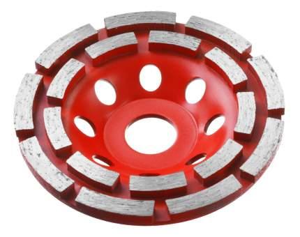 Чашка алмазная шлифовальная по бетону Зубр 33376-115