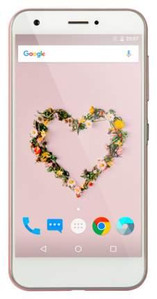 Смартфон ZTE Z10 16Gb Pink