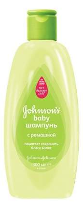 Шампунь johnson's baby с ромашкой, 300мл