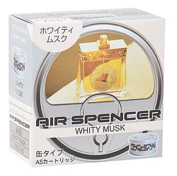 Автомобильный ароматизатор SPIRIT REFILL - WHITY MUSK A-43