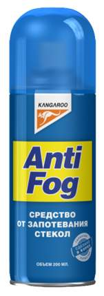 Антизапотеватель для стекол Kangaroo 200мл 320706