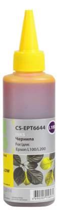Чернила для принтера Cactus CS-EPT6644