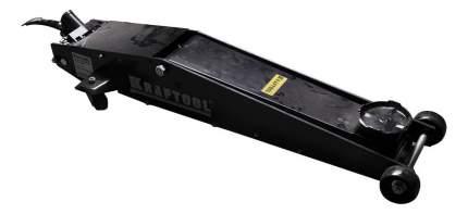 Домкрат гидравлический подкатной KRAFTOOL HighLift 43455-10 10 т удлиненный 160-560 мм