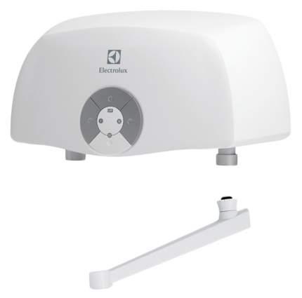 Водонагреватель проточный Electrolux 2.0 T Smartfix 2.0 (кран) white/grey