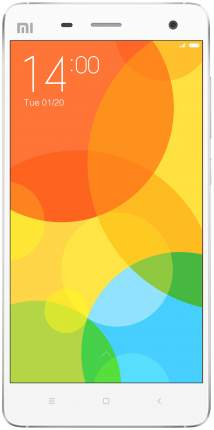 Смартфон Xiaomi Mi4 3+16Gb White