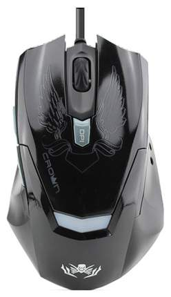 Игровая мышь Crown CMXG-1100 Black
