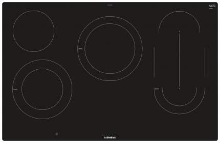 Встраиваемая варочная панель электрическая Siemens ET801LMP1D Black