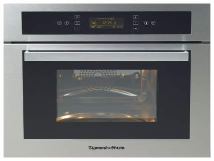 Встраиваемый электрический духовой шкаф Zigmund & Shtain EN 101.922 S Silver
