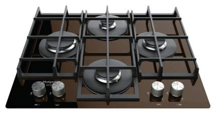 Встраиваемая варочная панель газовая Hotpoint-Ariston 641 /HA (CF) Brown