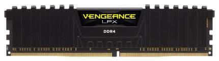 Оперативная память Corsair VENGEANCE LPX CMK4GX4M1A2400C16
