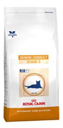 Сухой корм для кошек ROYAL CANIN Senior Consult Stage 2 старше 7 лет, домашняя птица,1,5кг