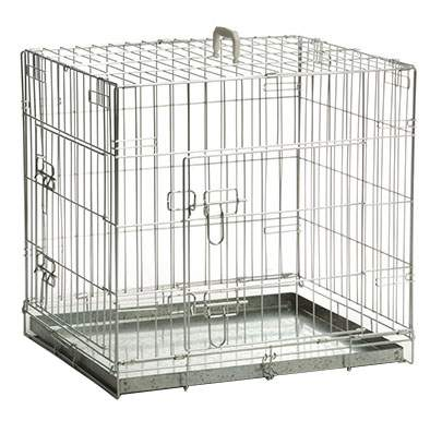 Клетка для собак Beeztees стальная, 63х55х61см